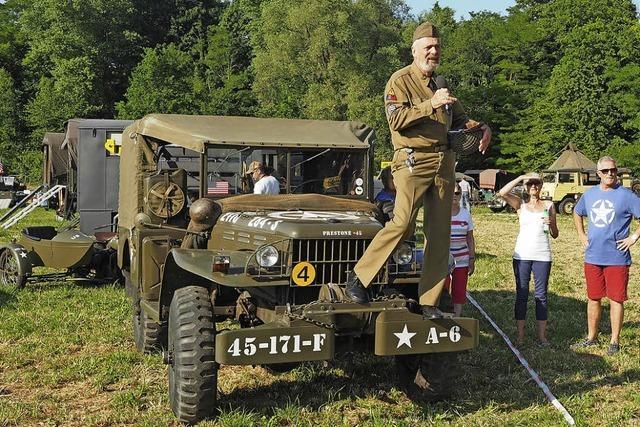 Soldatenalltag wie vor 70 Jahren