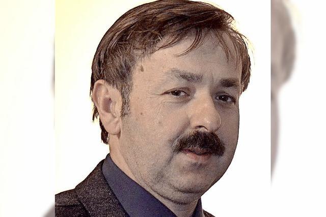 Michael Herr Alleinbewerber
