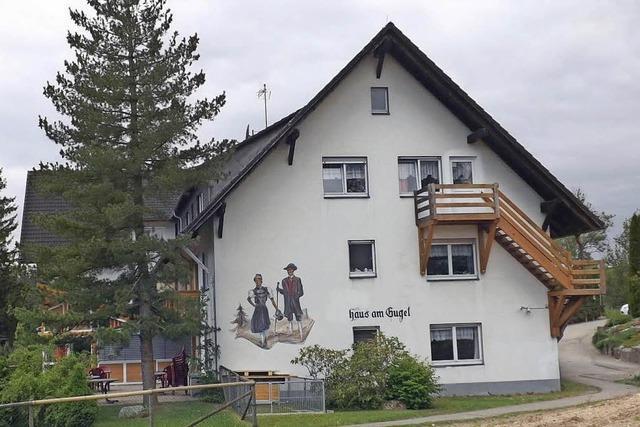 Haus mit wechselhafter Geschichte