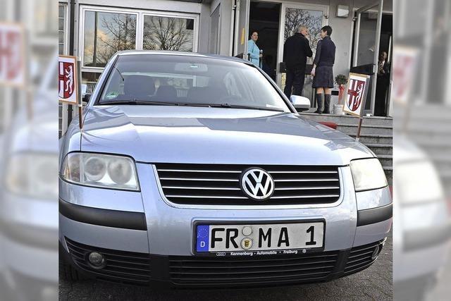 Bürgermeister Mursa bekommt ein Elektroauto als Dienstwagen