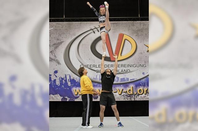 Cheerleader holen zweimal Bronze bei DM