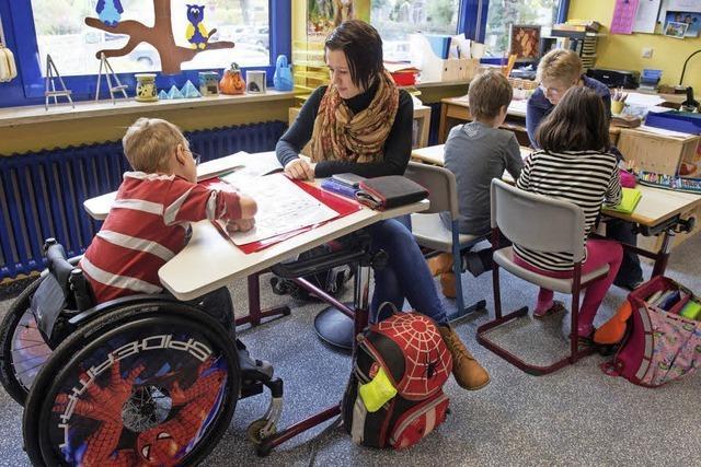 Landesregierung will Menschen mit Handicap besser integrieren