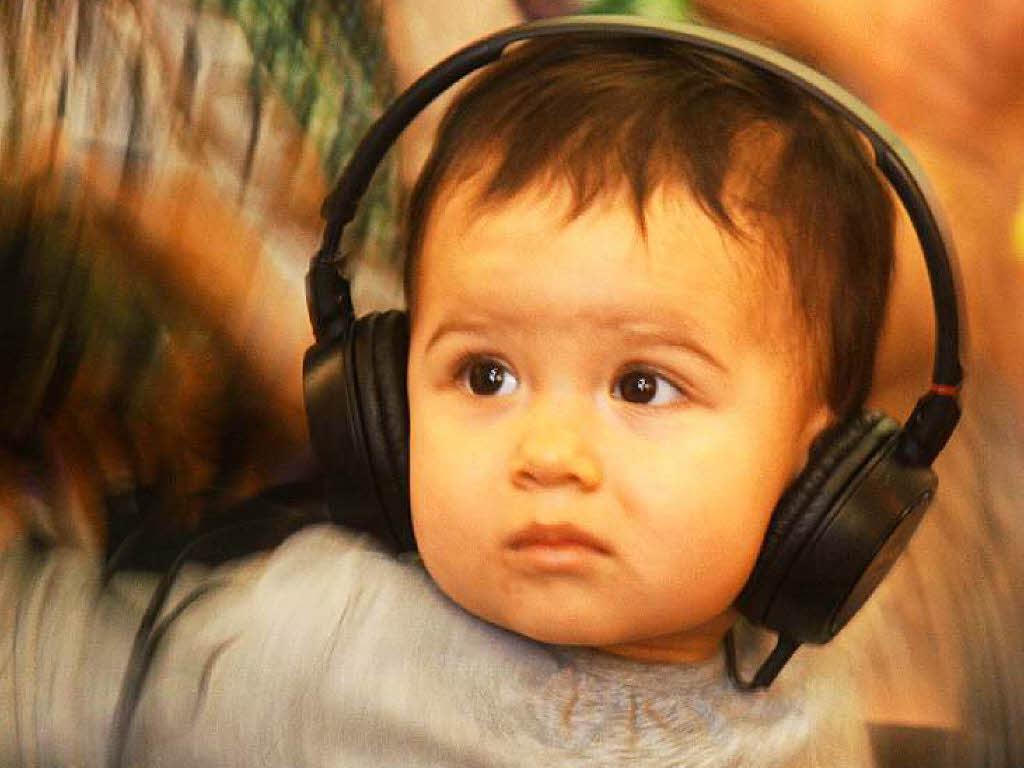 In New York gehen Babys jetzt zum DJ-Kurs - Panorama