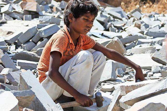 Grabsteine aus Kinderarbeit bleiben im Südwesten erlaubt