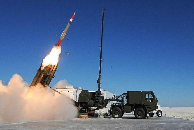 Bundeswehr erhält Luftabwehr und Schiffe für acht Milliarden