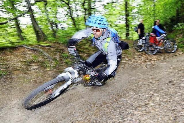Lebensgefährliche Mountainbike-Fallen nun auch in Freiburg