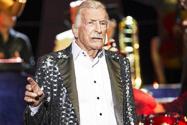 James Last ist tot - Bandleader wurde 86 Jahre alt