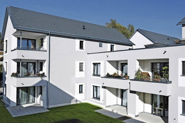 Neuer Wohnraum in Emmendingen
