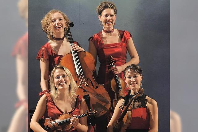 Ladystrings in Badenweiler