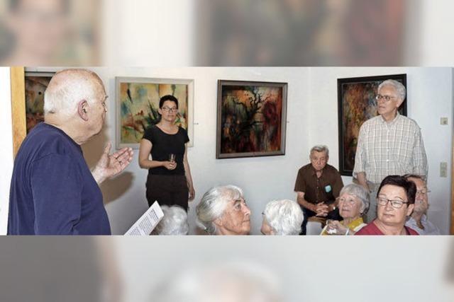Visionärer Künstler und Einzelgänger