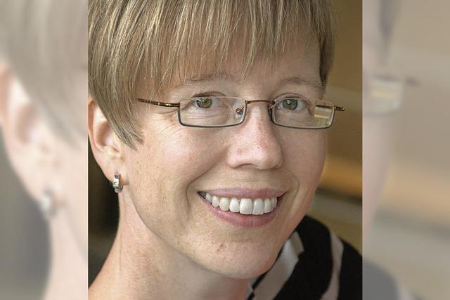 Kornelia A. Lüttmann ist Präsidentin des Deutsch-Französischen Chores