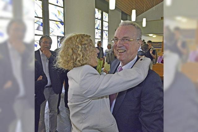 Gefängnispfarrer Werner Higel ist in den Ruhestand verabschiedet worden