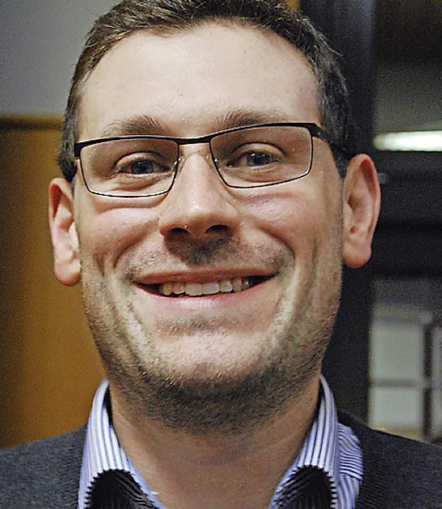 Breitbandbeauftragter  Paul Kempf aus Lörrach  | Foto: Thomas Loisl Mink