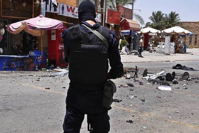 Anschlag in Luxor: Polizei verhindert Blutbad