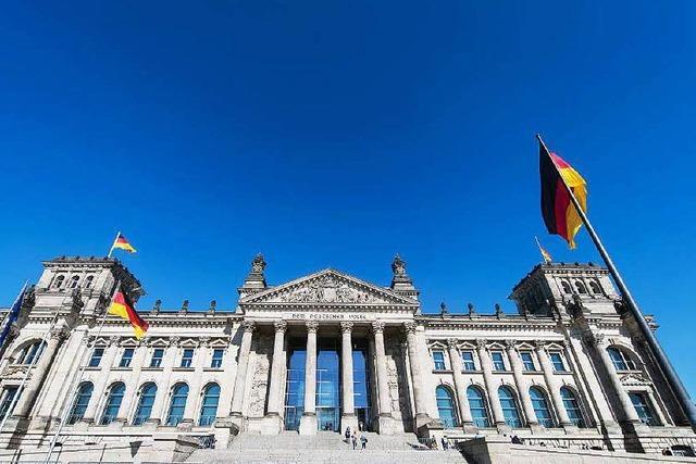Cyber-Attacke: Bundestag braucht neues Netzwerk