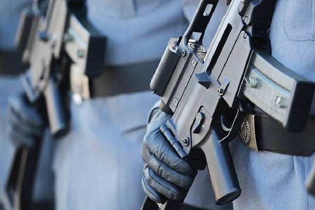 Rüstungsgegner erstatten Anzeige gegen Heckler & Koch