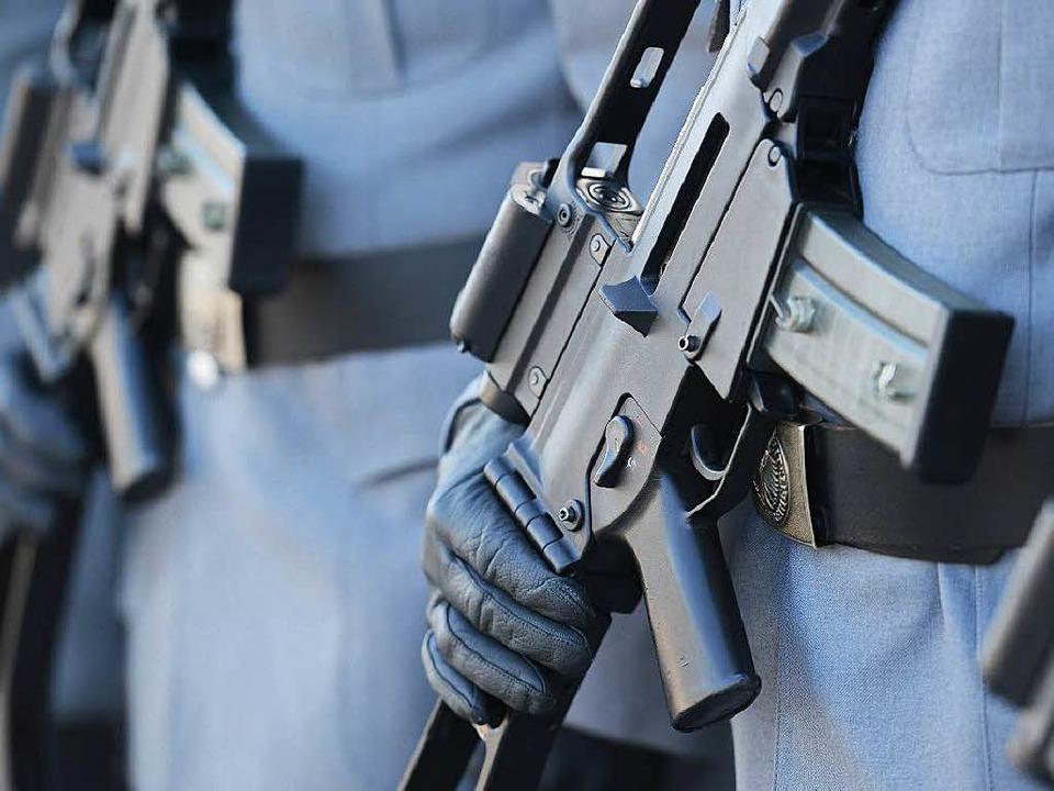 Mit Mängeln behaftet: Gewehr G 36  | Foto: DPA