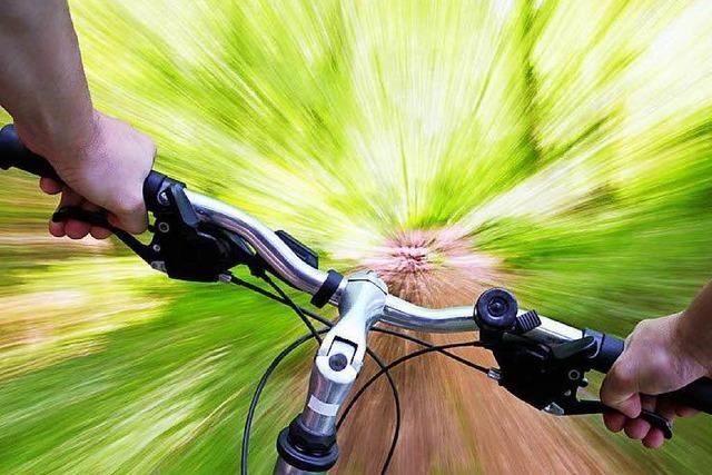 Polizei ermittelt wegen Mountainbike-Fallen