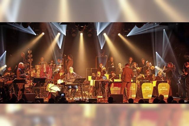 Ivan Lins & die SWR-Big-Band im Burghof