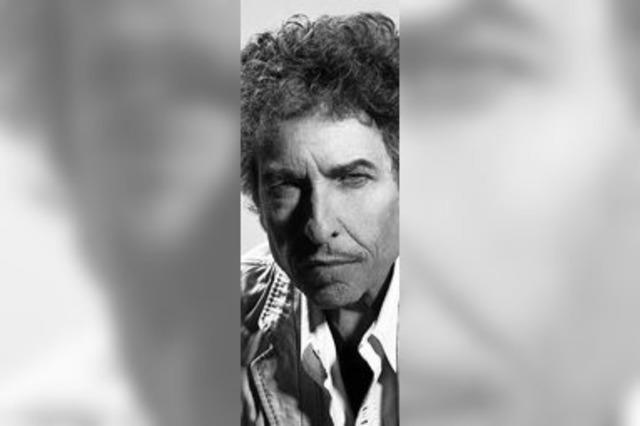 Marktplatz-Konzert mit Bob Dylan