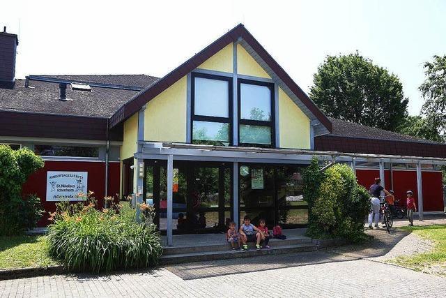 Kindergarten St. Nikolaus wird Sanierungsfall