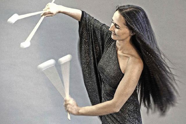 Izabella Effenberg stellt ihre neue CD