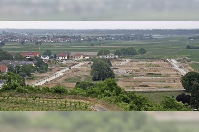 Im Osten der Stadt wird bald gebaut