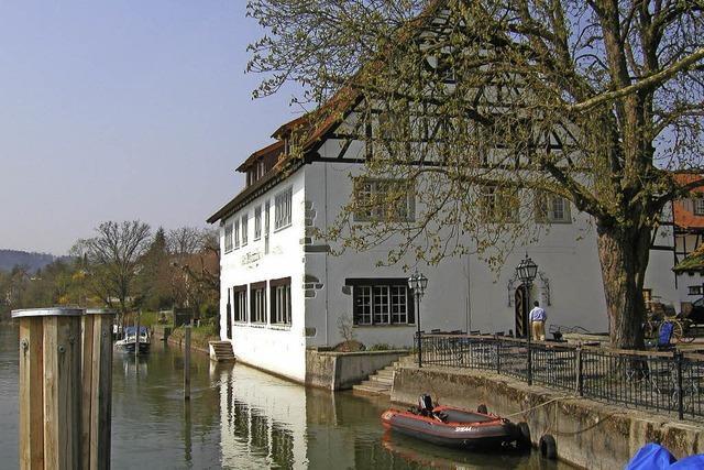Mit dem Baarverein zur Exklave Büsingen und St. Michael