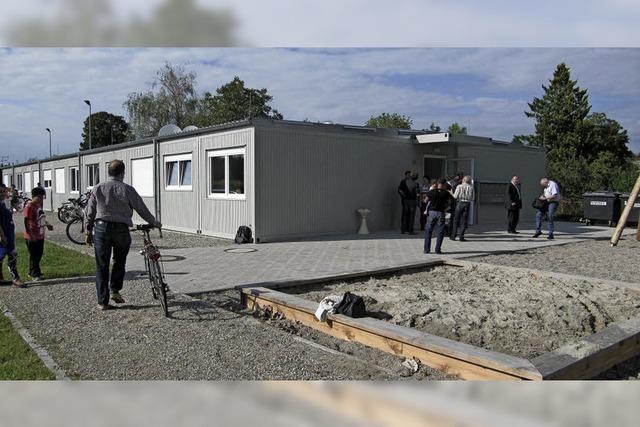 Hilfe für Flüchtlinge greift ineinander