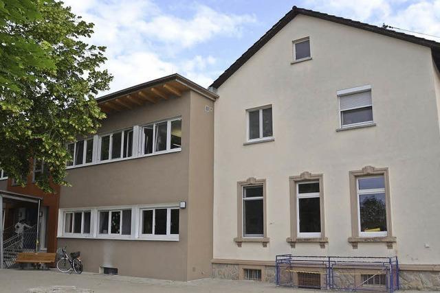 Erfolgsgeschichte Kinderhaus
