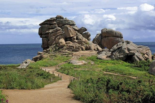 Tourismusmagnet in der Bretagne