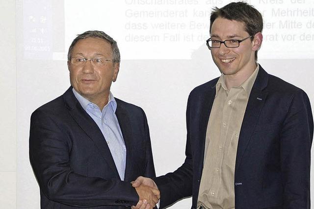Marchs Gemeinderat wählt Germer