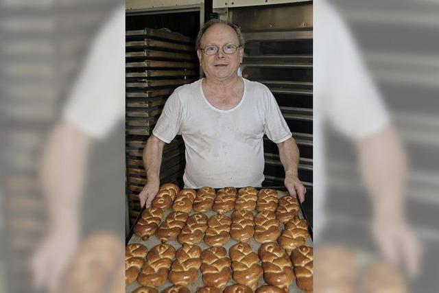 40 Jahre Bäckermeister
