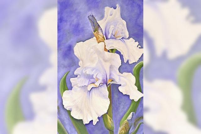 Blumen voll Pracht und zarter Melancholie