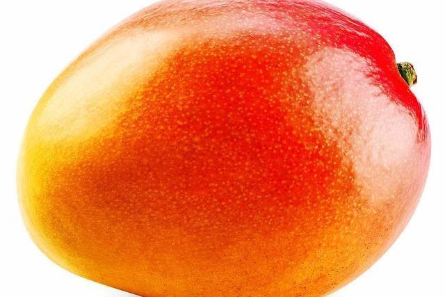 Freiburg: Kontrolleure konfiszieren 16 Tonnen Mangos