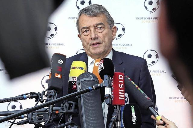 EU zeigt Fifa die Rote Karte