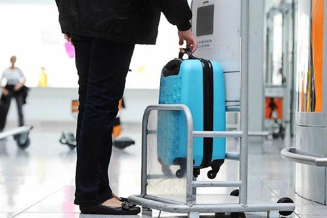 Flugverkehr: Handgepäck soll schrumpfen