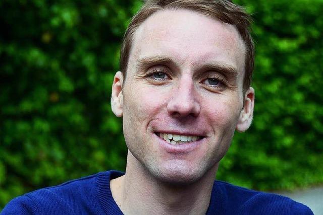 BZ startet Aktion für gelähmten Mountainbiker Benjamin Rudiger