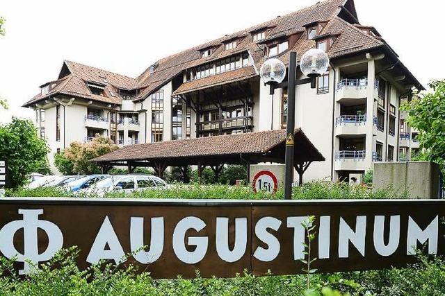 Bewohner des Augustinum etwas beruhigt