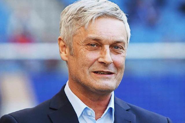 Armin Veh soll als Trainer nach Frankfurt zurückkehren