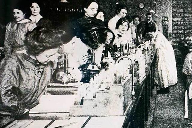Vor 100 Jahren mussten Frauen um das Medizinstudium kämpfen