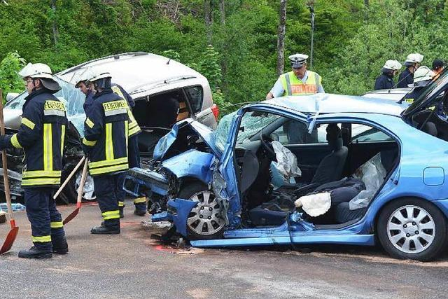 Unfall auf der B 317 fordert drittes Todesopfer