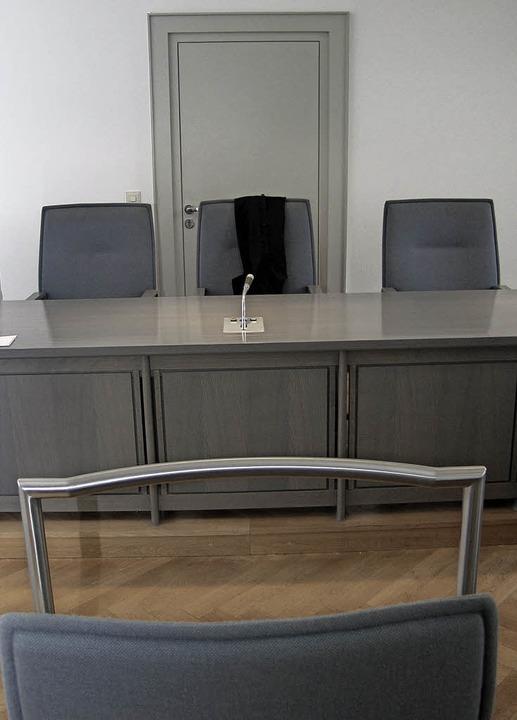 Sitzungssaal im  Amtsgericht  | Foto: Alexander
