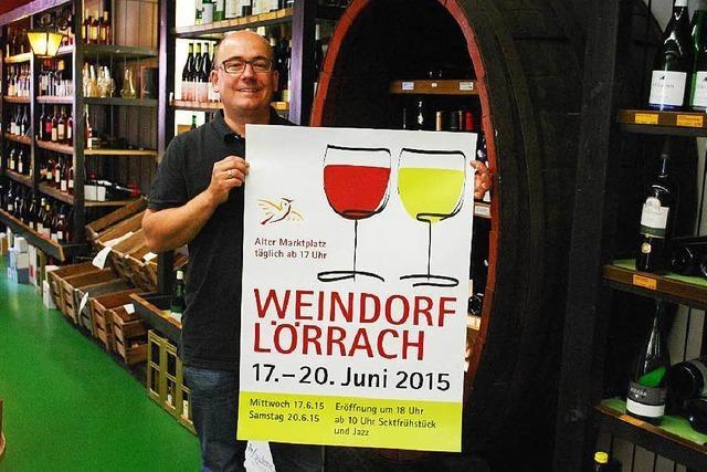 Mehr als 100 edle Tropfen beim Weindorf auf dem Alten Markt