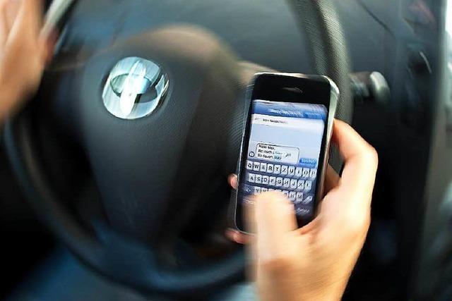 Die Top 10 der Ablenkungen beim Autofahren