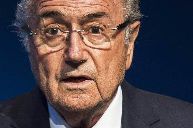 Macht Joseph Blatter doch weiter?