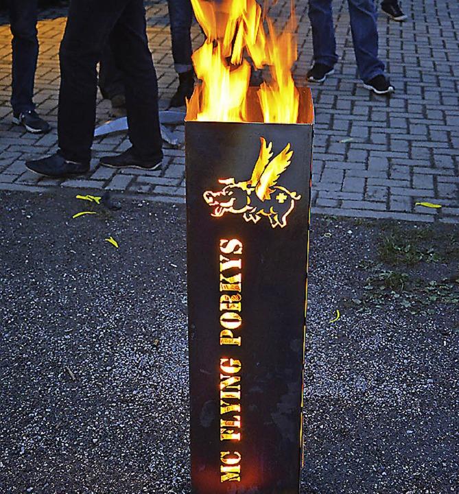 Auch ein &#8222;heißer Ofen&#8220;<ppp></ppp>  | Foto: Heinz u. Monika Vollmar