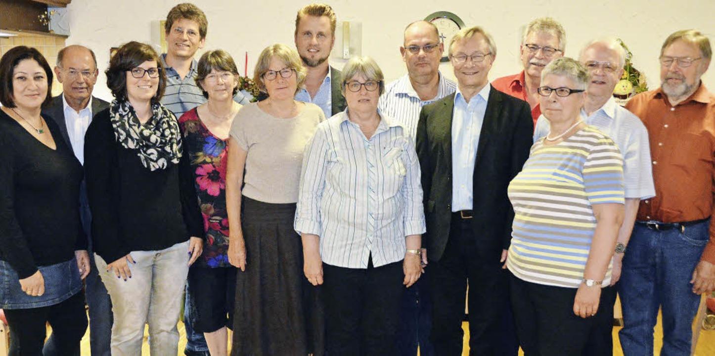 Der neue Vorstand des SPD Ortsvereins ... Bernhard Pfahler und  Wolfgang Knopf   | Foto: Dominik Teuber