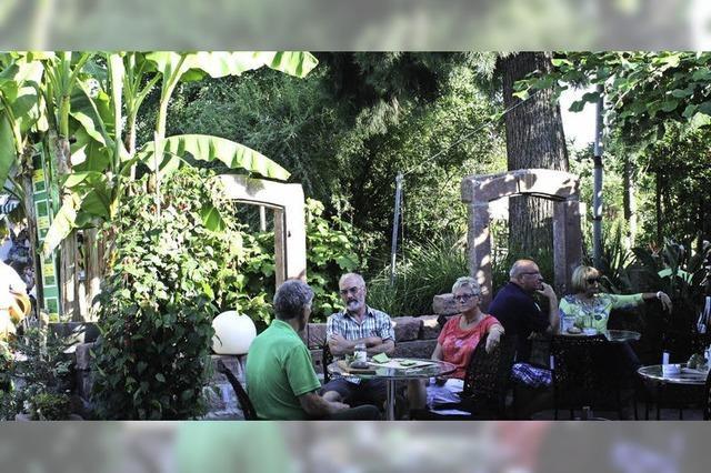 Fest der Pflanzenfreunde