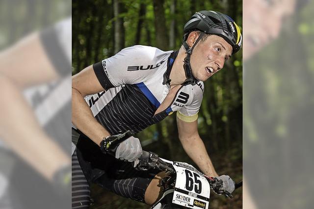 Lexware-Mountainbiker beim Waldhaus-Marathon - im Teamwork aufs Podest